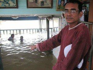 สินเชื่อช่วยผู้ประสบภัยน้ำท่วม
